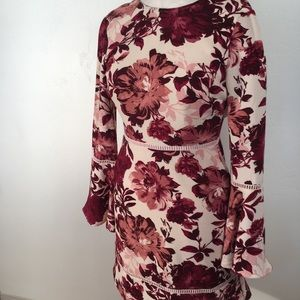 NWT.  Charles Henry Dress XS/P